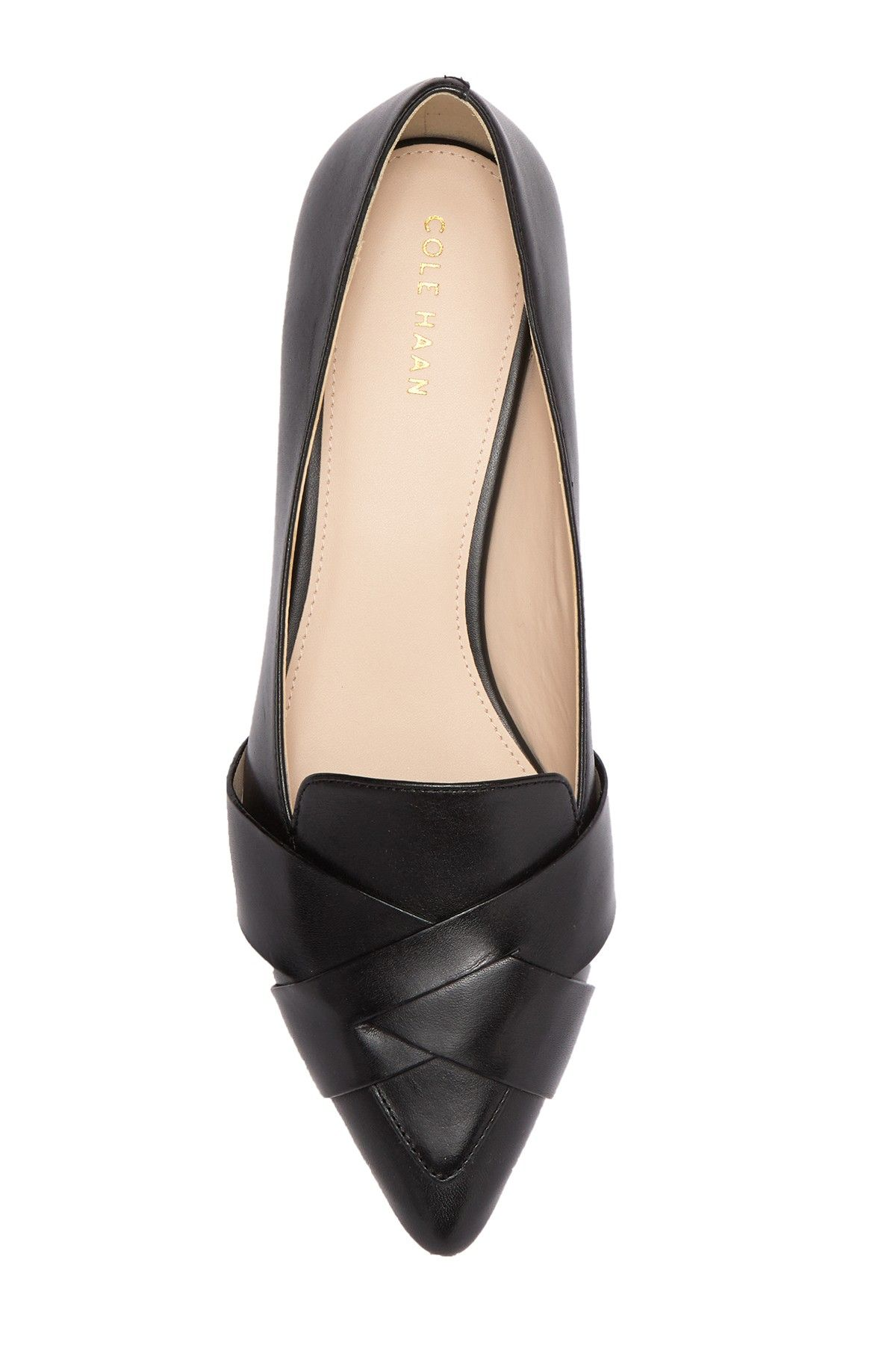 Cole Haan | Camila Leather Skimmer Flat