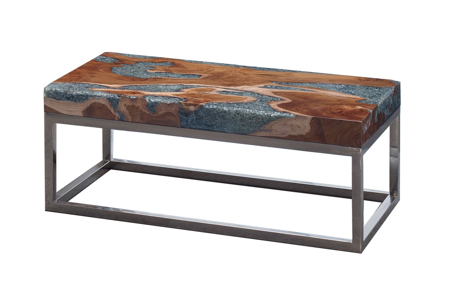 Phillips Collection Glitz Coffee Table Made Of Resin And Wood Showroom Ihfc C202 Hpmkt