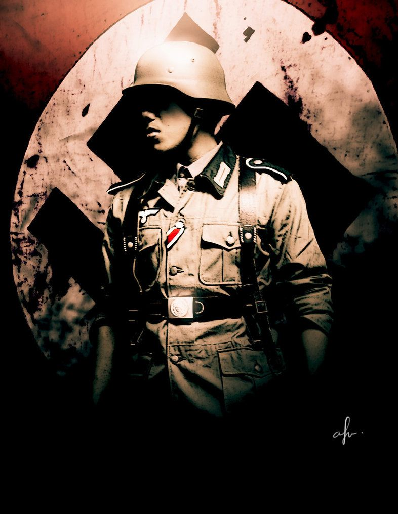 Day reenactment ww ii pictures pinterest - Soldier Of The Third Reich German Soldier In Wwii Pinterest