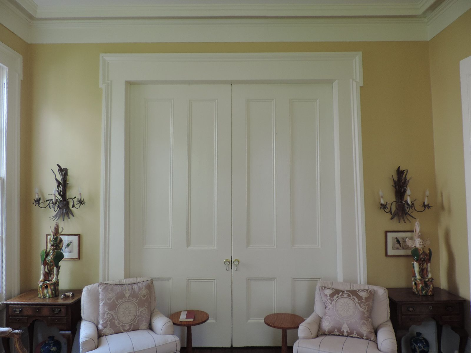small double pocket doors. Coliseum St, New Orleans. Interior Pocket DoorsHouse Small Double Doors L