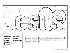 Free John 316 Printable From Maureen Spell