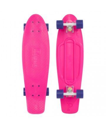 979bcf38 Penny Skateboards USA Penny Nickel Pink Purple - PENNY NICKEL 27 ...