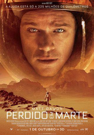 Perdido Em Marte Filmes O Marciano