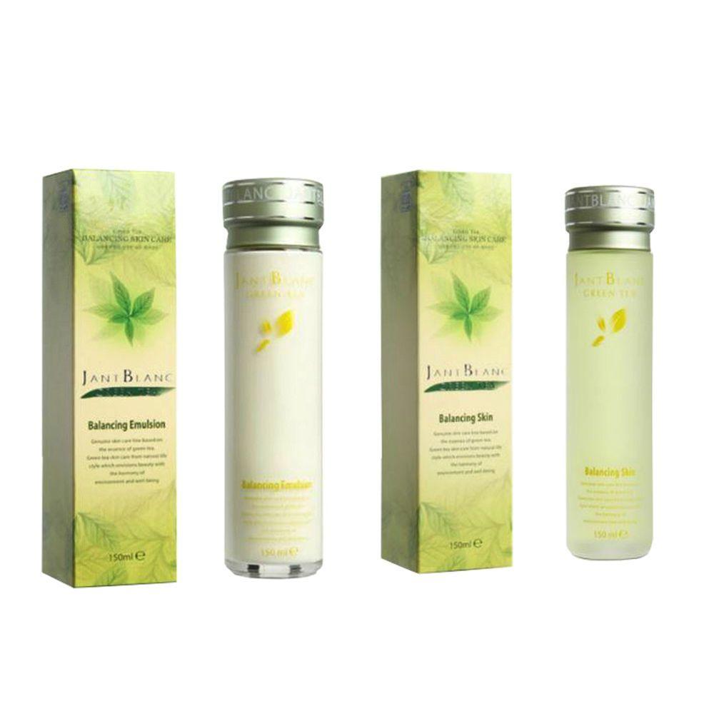 Jant Blanc Green Tea Balancing Emulsion Skin 150ml 5 07oz Ebay Skin Green Tea Korean Cosmetics