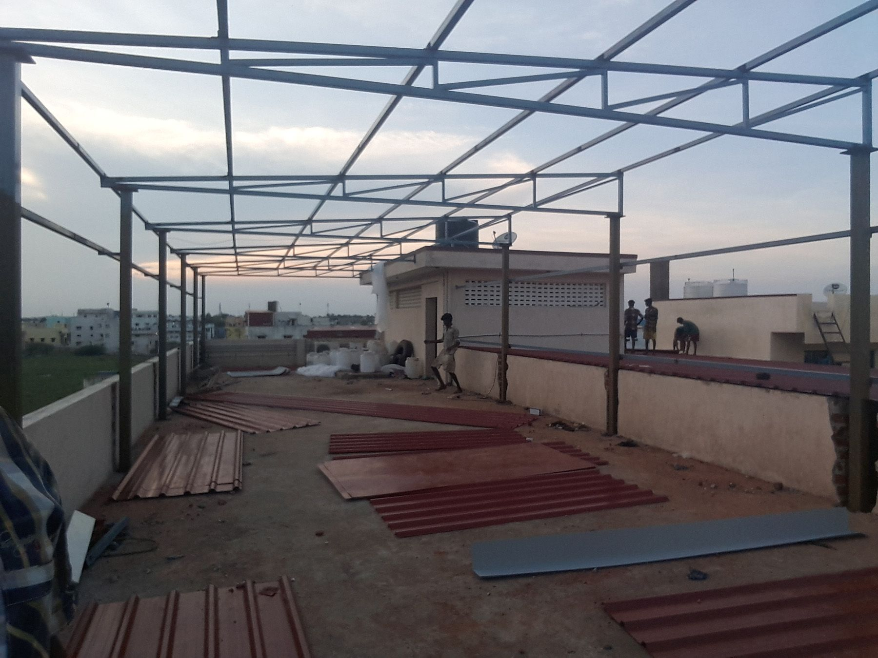 Roofing Contractors in Chennai Roofing Companies in