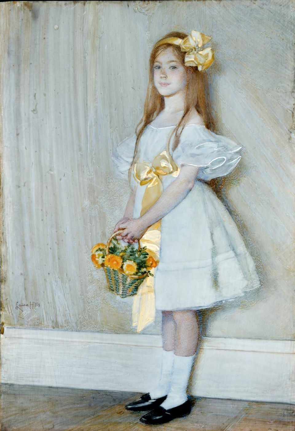 Laura Coombs Hills (18591952) — Margaret Curzon Hale