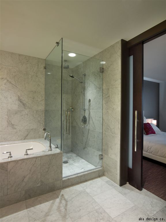 HOW MUCH DOES IT COST TO INSTALL A GLASS SHOWER DOOR? Open The Pin To