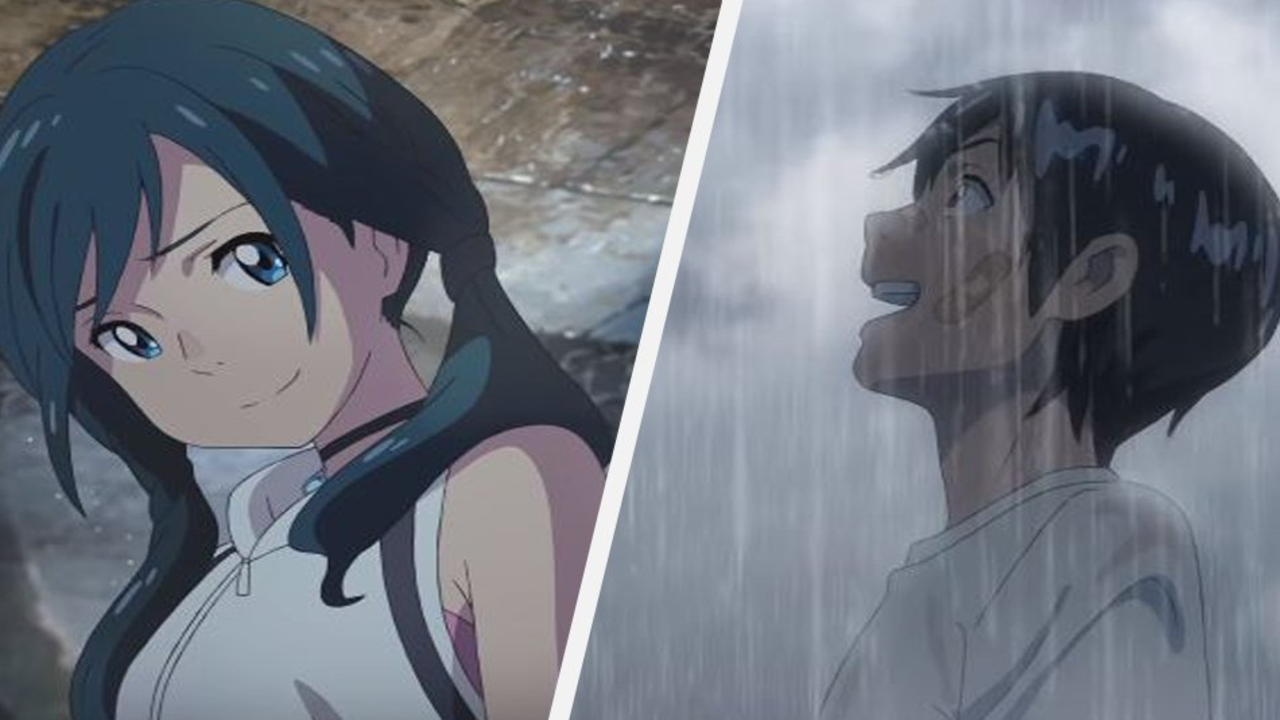Makoto Shinkai's new film Weathering With You stayed
