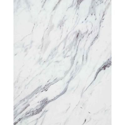 Wilsonart 5 Ft X 12 Ft Laminate Sheet In Calcutta Marble With