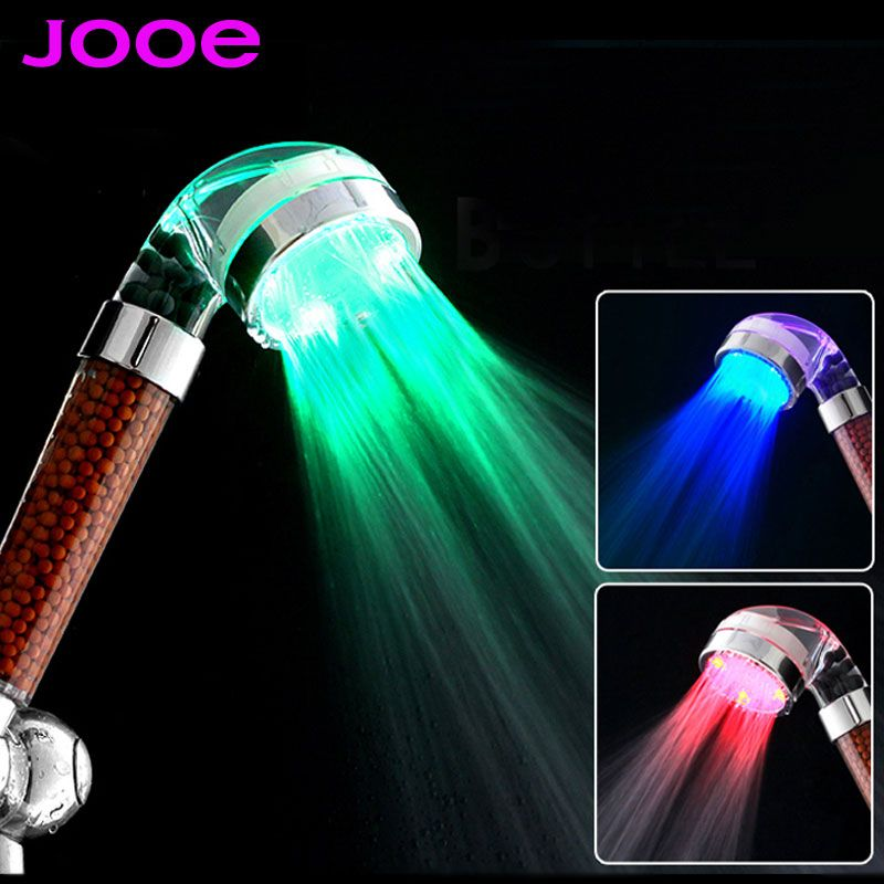Find More Shower Heads Information about jooe LED shower head ...