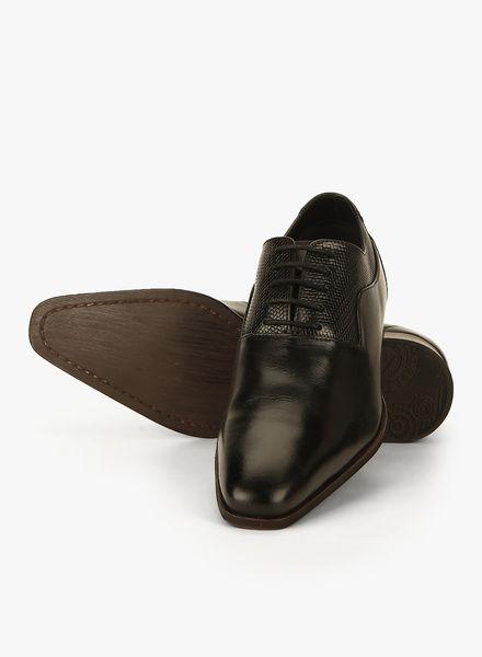 Alberto Torresi Black Formal Shoes 2757 Jabong Com Black