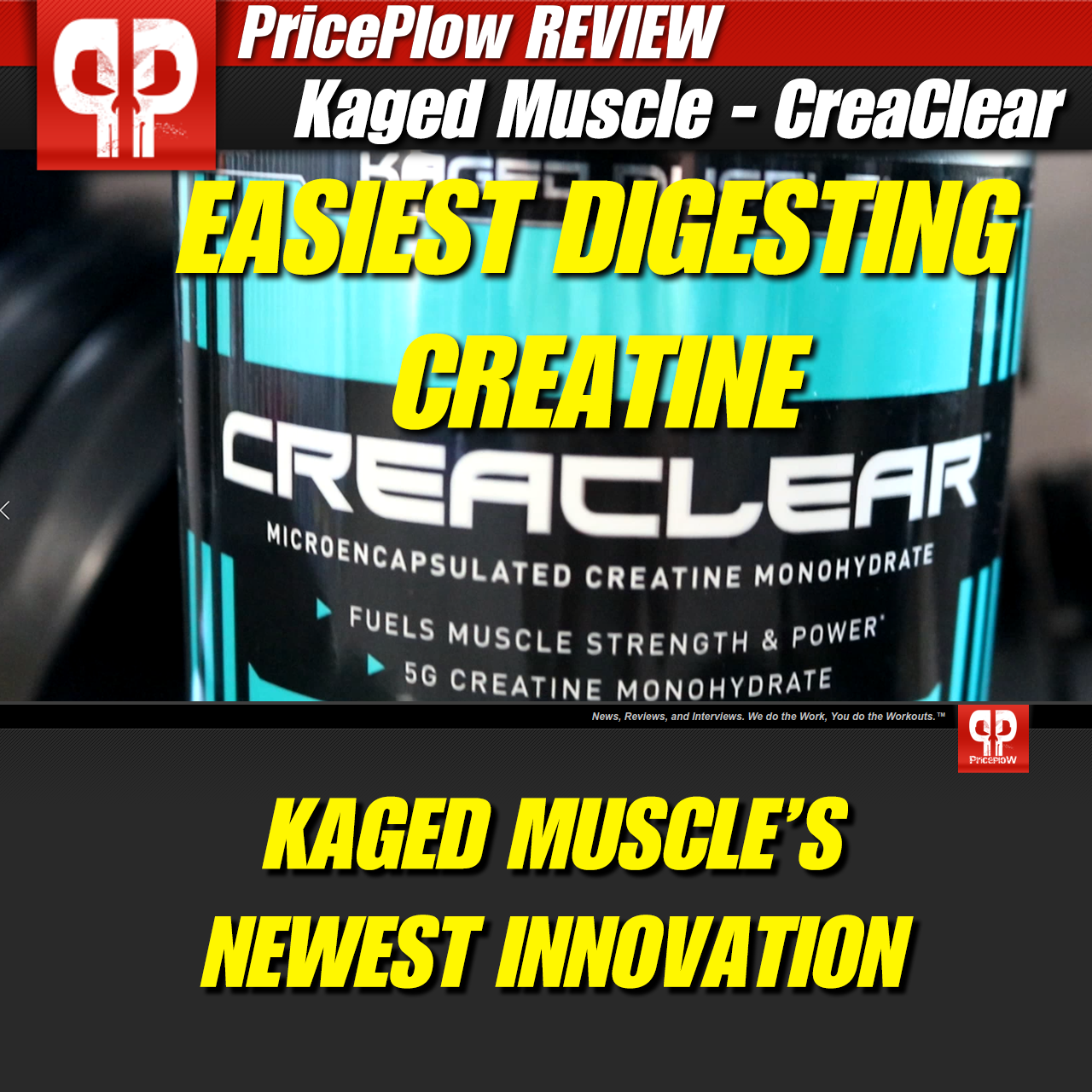 Kaged Muscle Creaclear Analysis And Dry Scoop
