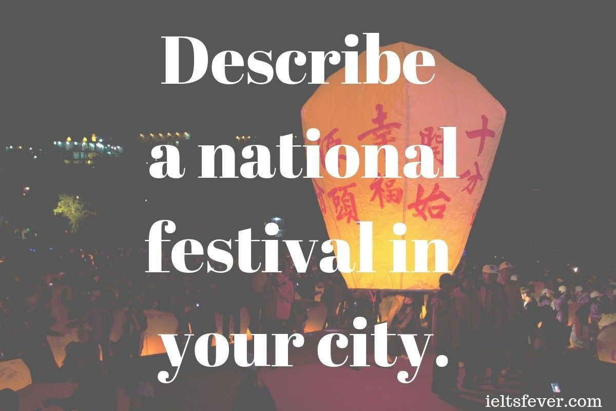 Describe A National Festival In Your City National Festival Festival Festival Lights