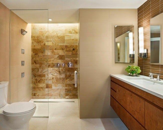 Badezimmer Fliesen Braun Badezimmer Bauhaus Badezimmer Fliesen Bad Fliesen Designs Zeitgenossische Badezimmer