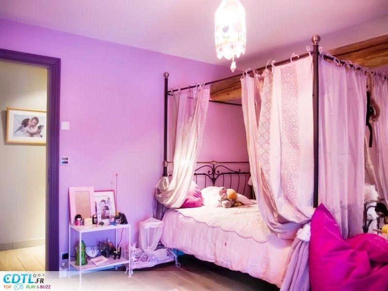 Décoration chambre enfant lit baldaquin   mmm   Pinterest ...