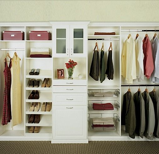 Attractive Custom Closets