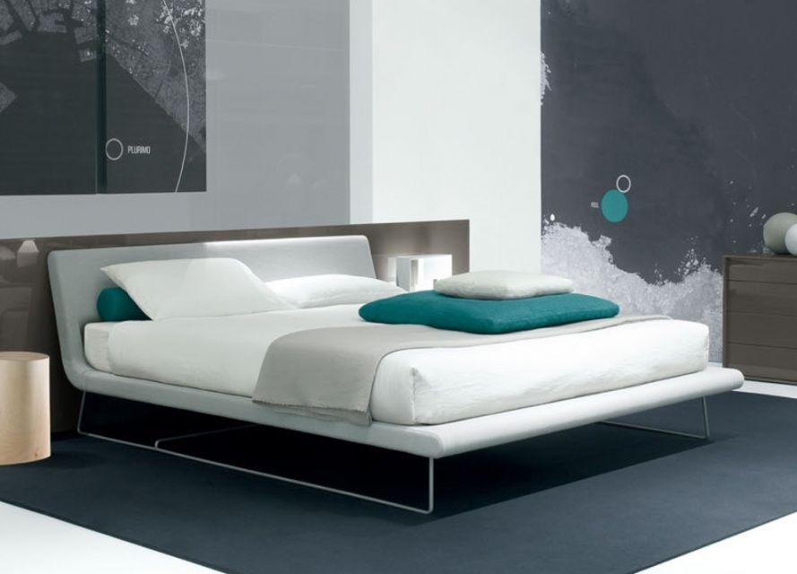 super modern furniture. Go Modern Furniture Jesse Tully Bed With Sled Base Super