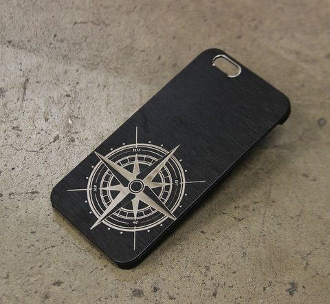 Metal Case Compass iPhone Cover | Consider Buying    | Phone