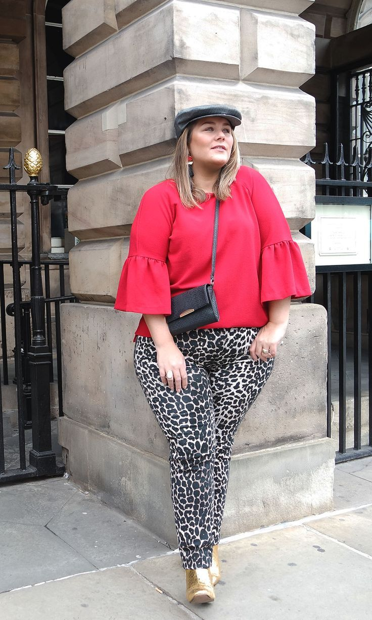 LEOPARD IN LIVERPOOL [OUTFIT] | Leoparden Muster Plus Size