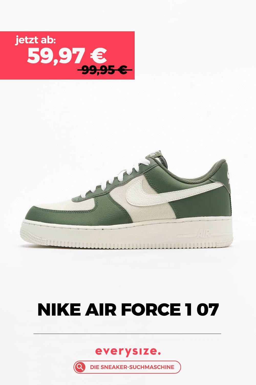Nike Air Force 1 07 In Grun Ci0056 300 Nike Air Force Nike Air Nike