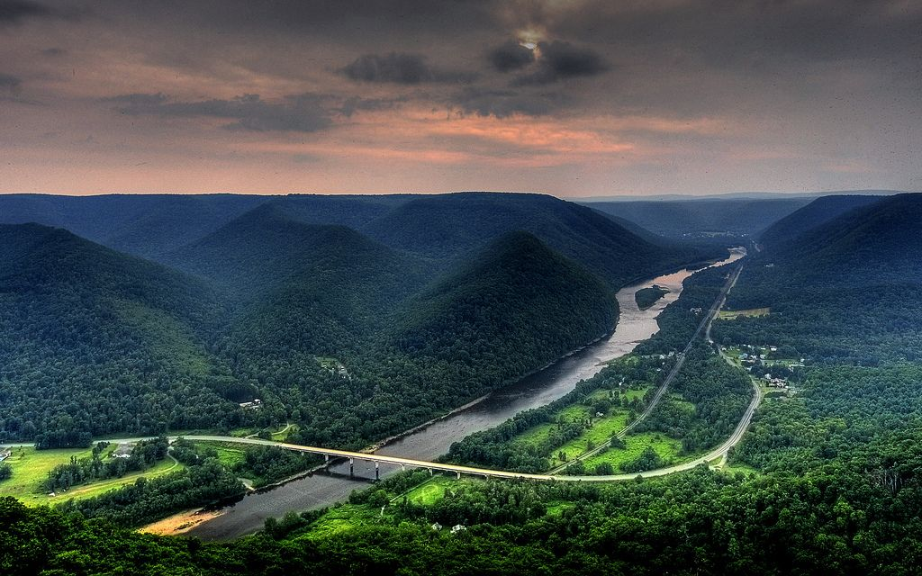 Hyner View State Park State Parks River Trip Places To Go