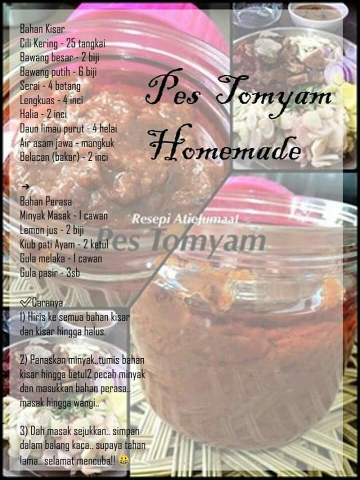 Pin By Syahmie Vian On Diy Sauce Spices Jam Pork Loin Recipes Homemade Spices Cooking Recipes