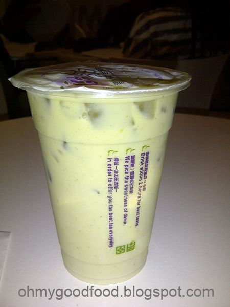 Cha Time - Matcha Milk Tea | Bubble Tea in Jakarta | Matcha milk