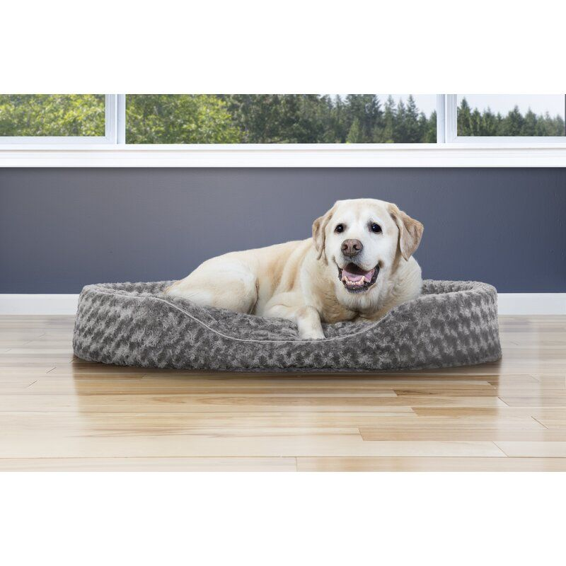 Archie Oscar Ernie Ultra Plush Oval Pet Pillow With Removable Cover Ad Sponsored Ad Ultra Archie Oscar In 2020 Animal Pillows Outdoor Pet Bed Dog Cots