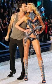 Image Result For Anne Vyalitsyna And Adam Levine Victoria S Secret