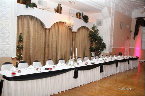 Reception - Andre's Banquets & Catering