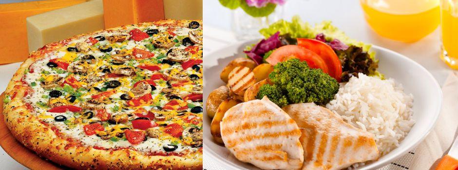 O Paladar | Restaurante e Pizzaria