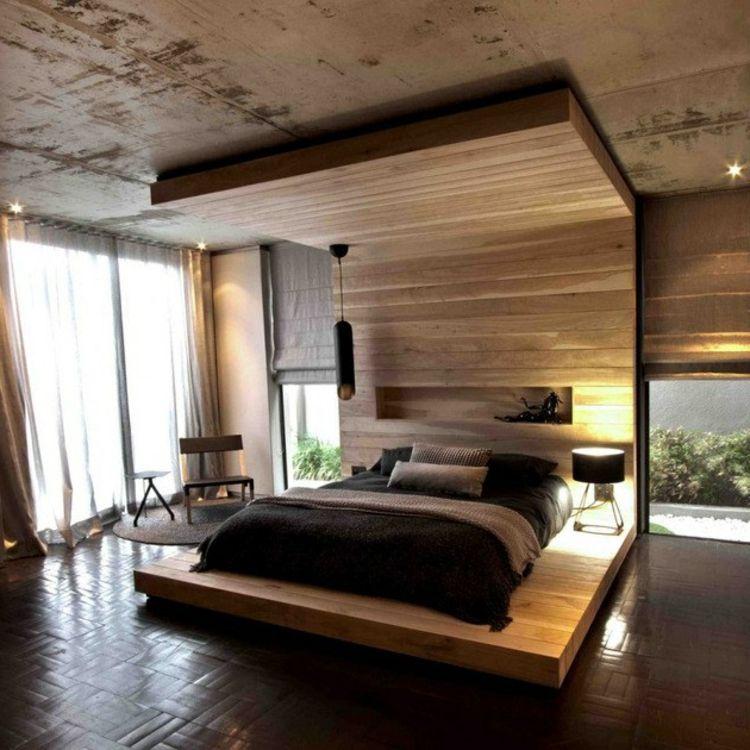 Designer Himmelbett Schlafzimmer, Schlafzimmer design