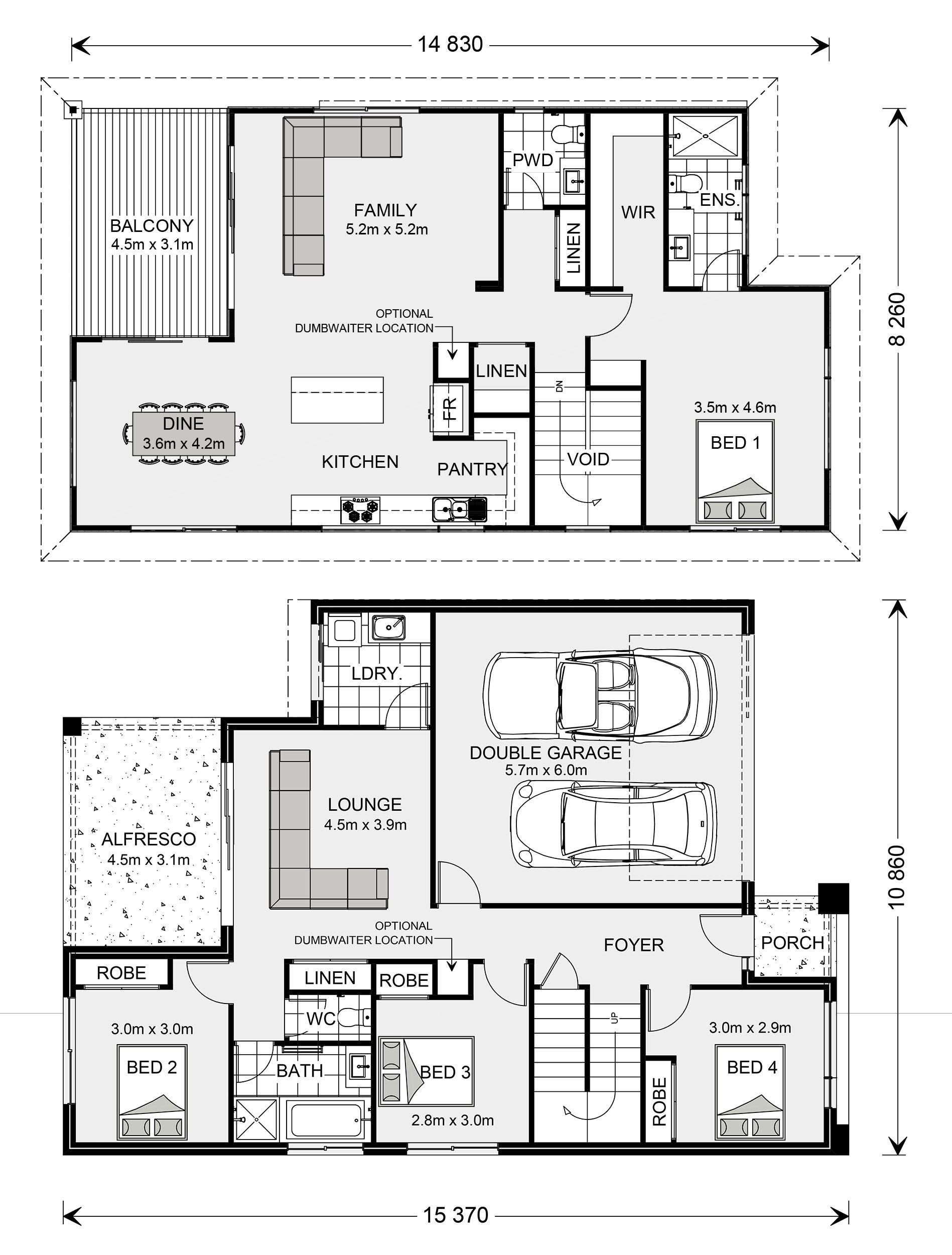 Floor Plan House Plans Australia House Floor Plans House Plans