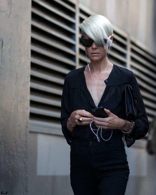 Photo by Chris Smart #streetstyle #fashion