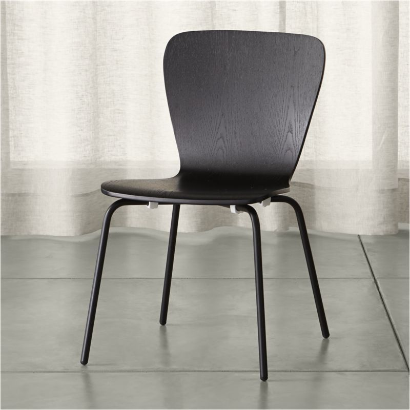 Felix Black Dining Chair