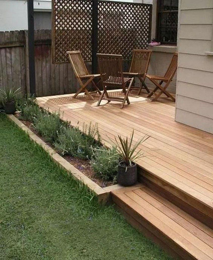 15 Best Backyard Patio And Deck Design Ideas 2 Small Backyard