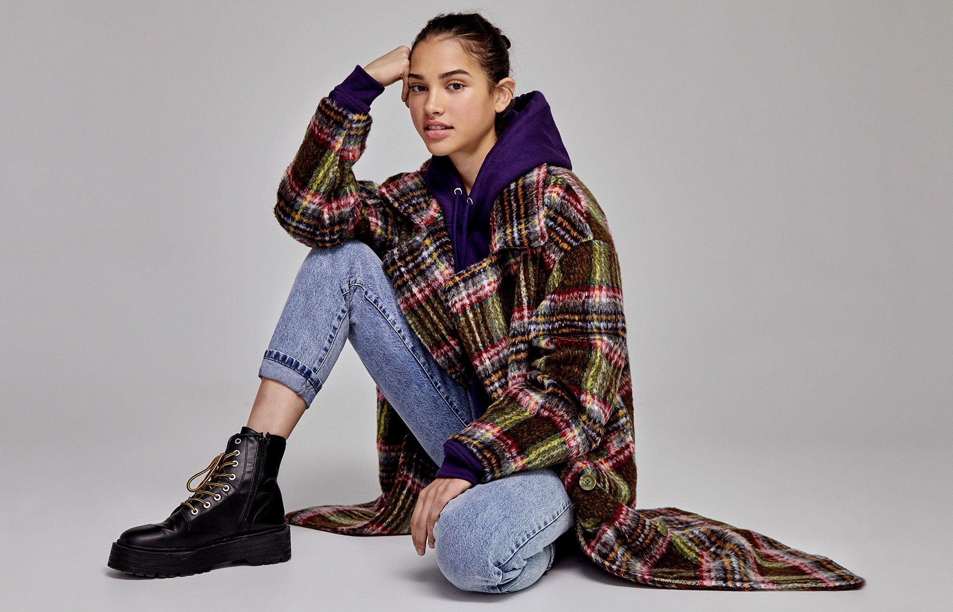Women's Fashion Collection Autumn Winter 2018 | PULL&BEAR