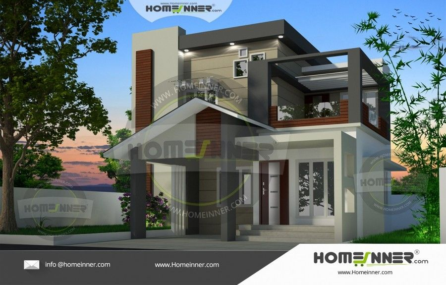 1468 Sq Ft 3 Bedroom Beautiful Home Plan Kerala House Design House Plans Free House Plans