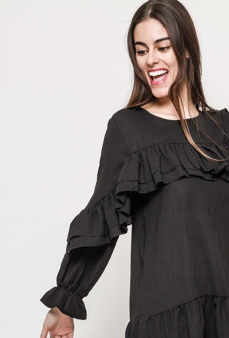Jubylee ruffle dress dresses pinterest ruffle dress ruffles