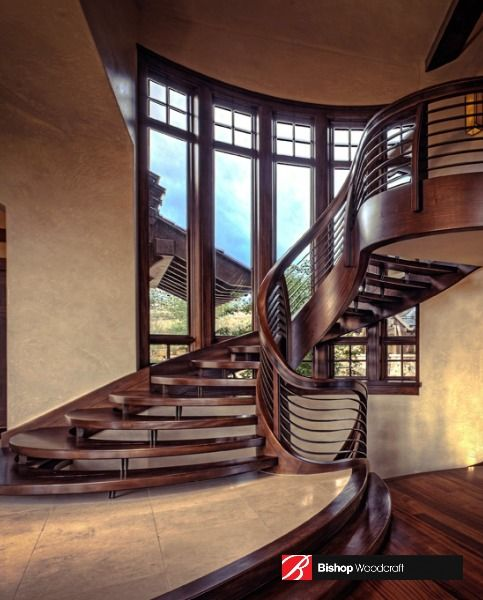 Best Pin On Mountain Style Staircases 400 x 300