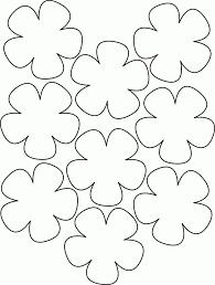 Resultado de imagen para molde flor