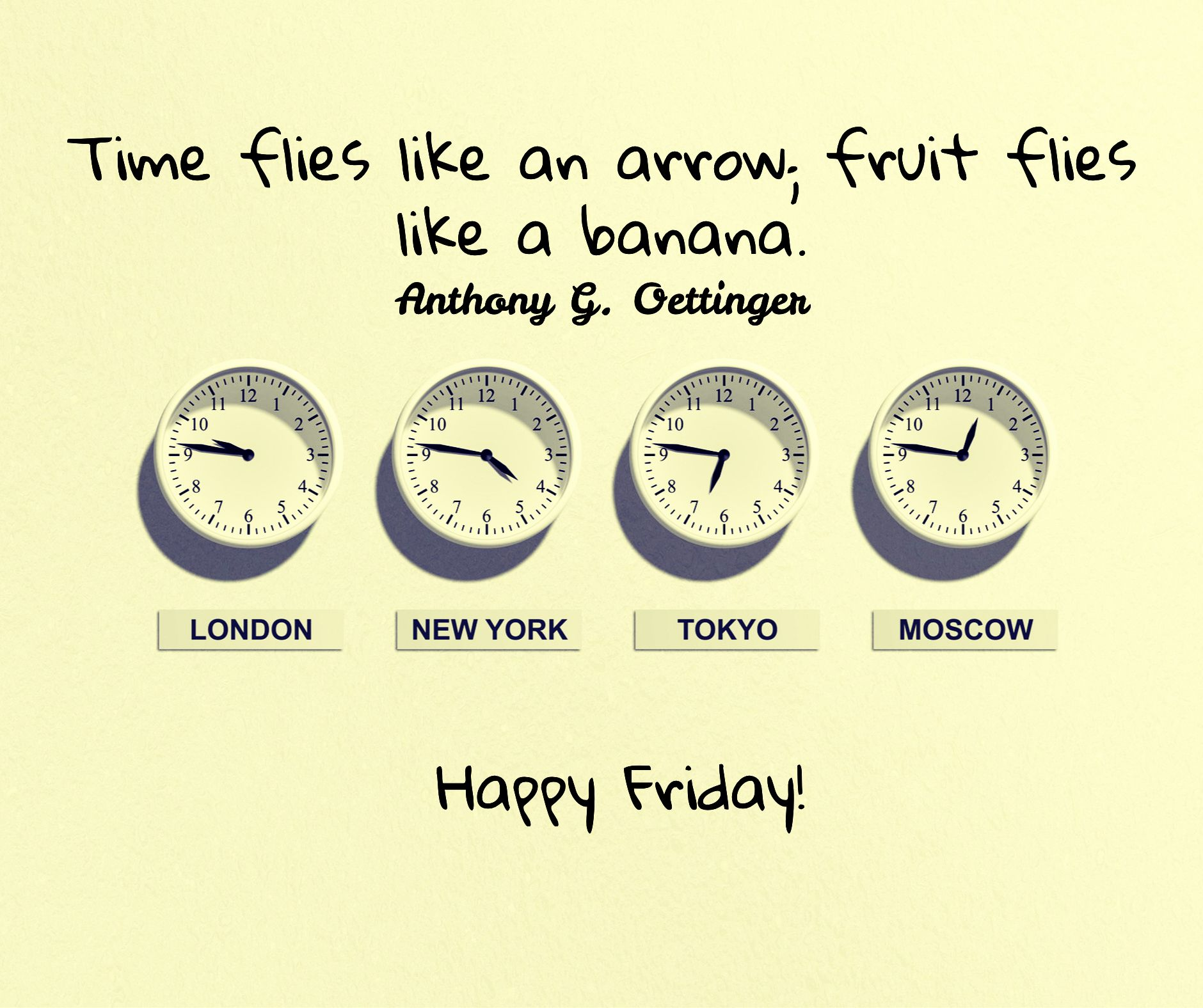 Home With Images Happy Friday Fruit Flies Jokes