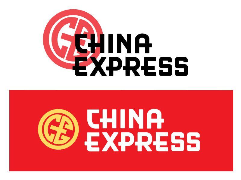 China Express Logo Express Logo Restaurant Logo Design Logo Restaurant