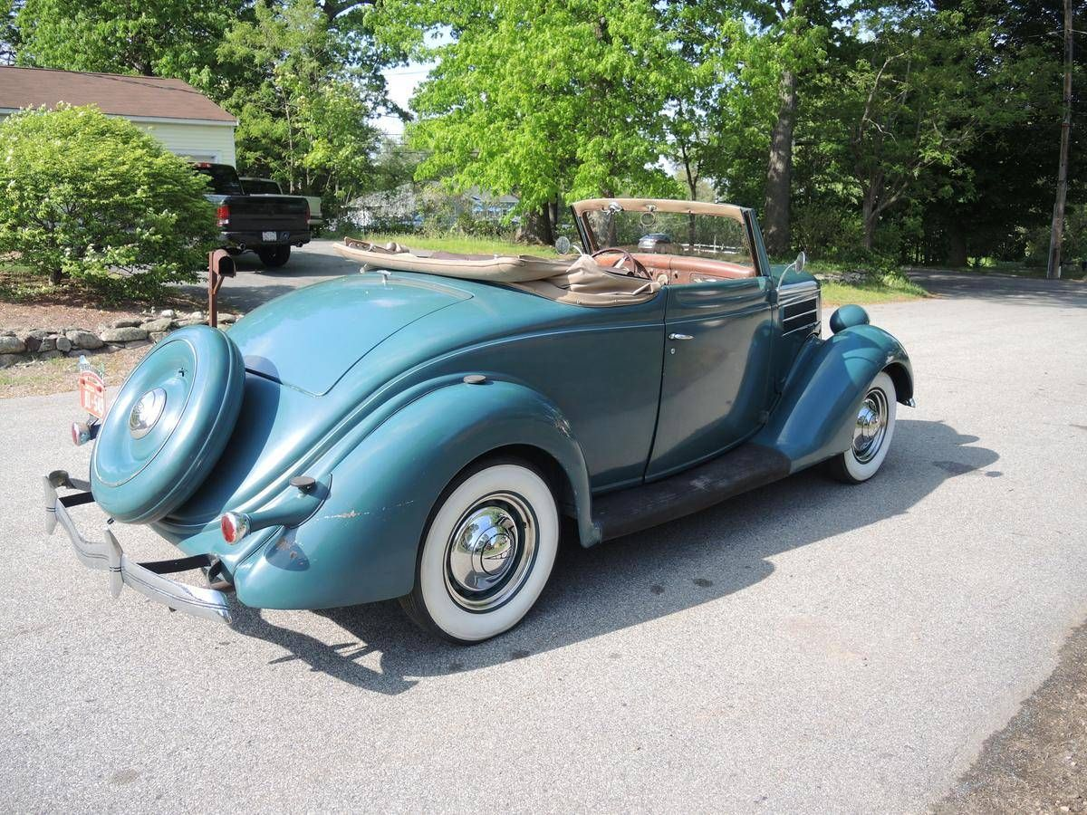 1936 Ford - original/unrestored | automobiles - ford | Pinterest ...
