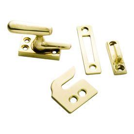 First Watch Sash Lock 1532 Sash Windows Polished Brass Sash Lock
