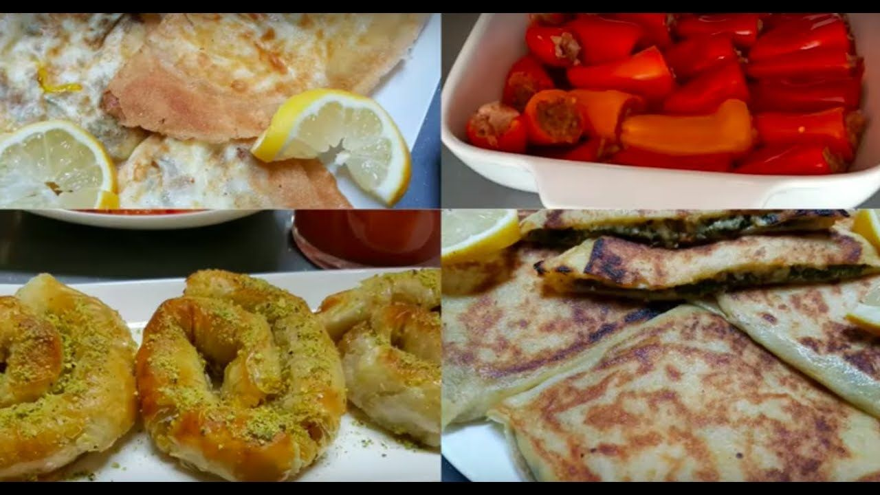Idee De Recette Pour Ramadan Avec Entrees Plat Et Dessert Recette