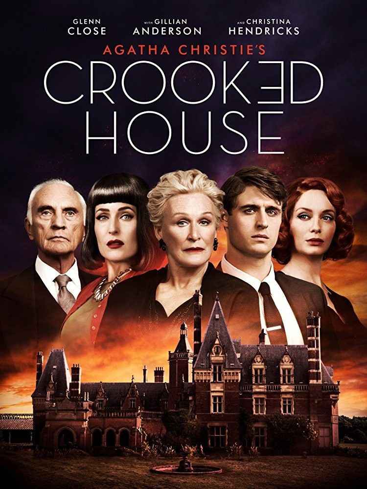 Secret D'histoire Agatha Christie Streaming : secret, d'histoire, agatha, christie, streaming, MARYEM, LAADIDAOUI, Popcorn, Movies, Crooked, House, Film,, House,, Agatha, Christie