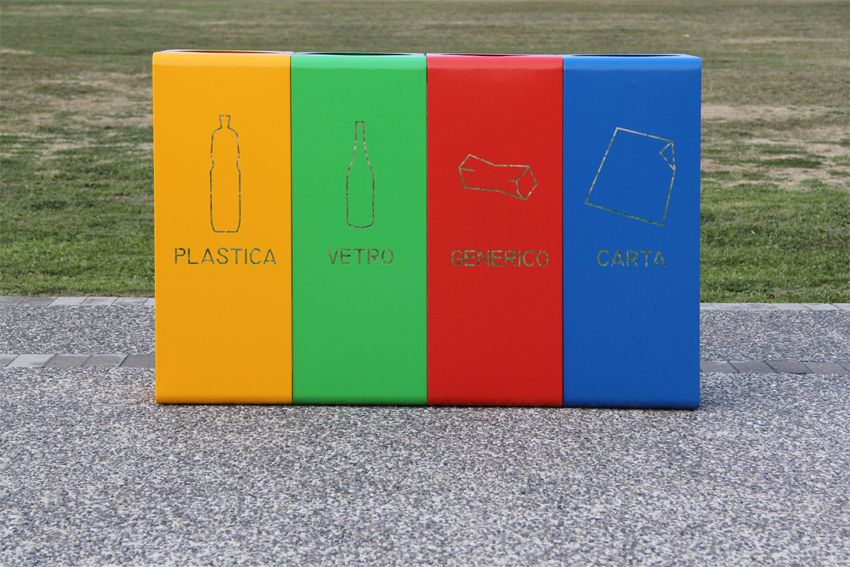 Recycling Bins  Claremont Office Interiors  Trash