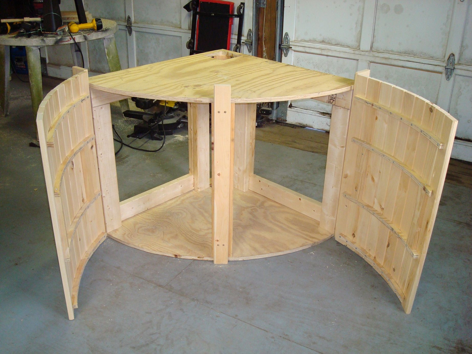 Diy stands template and calculator page 92 reef for Building a fish tank stand