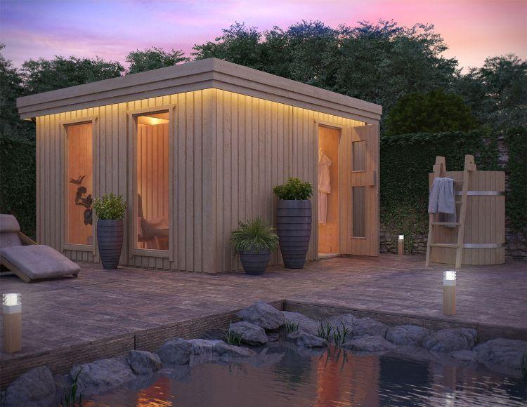Comment Construire Un Sauna Exterieur Soi Meme De A A Z Sauna Exterieur Construire Un Sauna Sauna